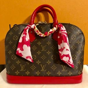 ❤️Authentic Louis Vuitton Monogram Alma Bag